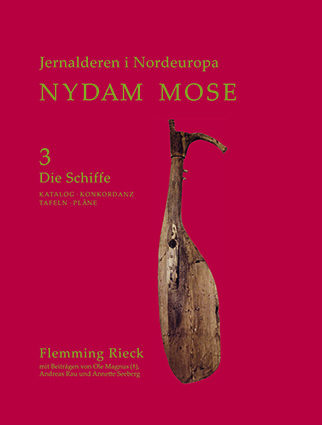 Cover Nydam Mose 3