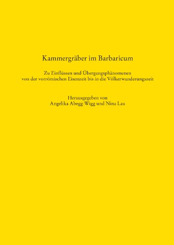 Cover Kammergräber im Barbaricum