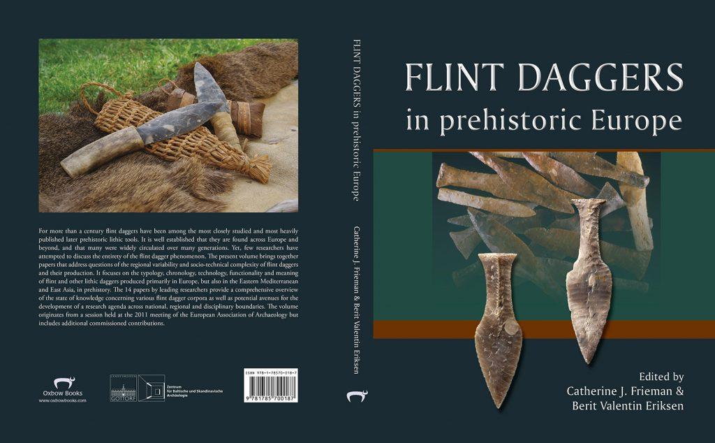 Cover Flint Daggers