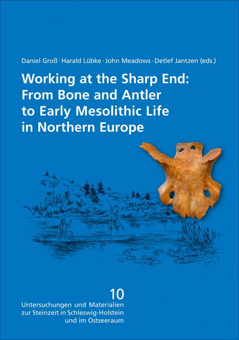 Buchcover Working at the Sharp End