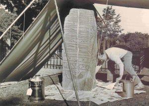 Sparlösastein 1958