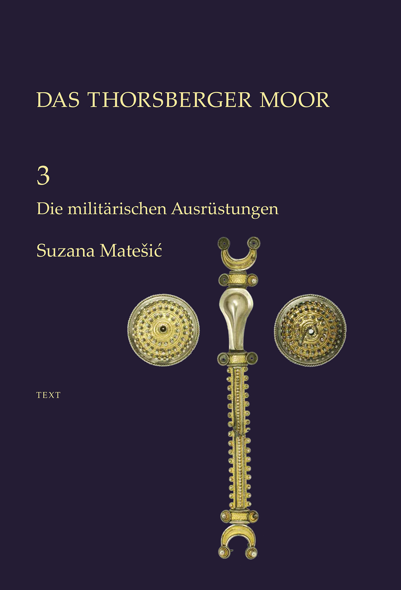 Cover Thorsberger Moor Band 3