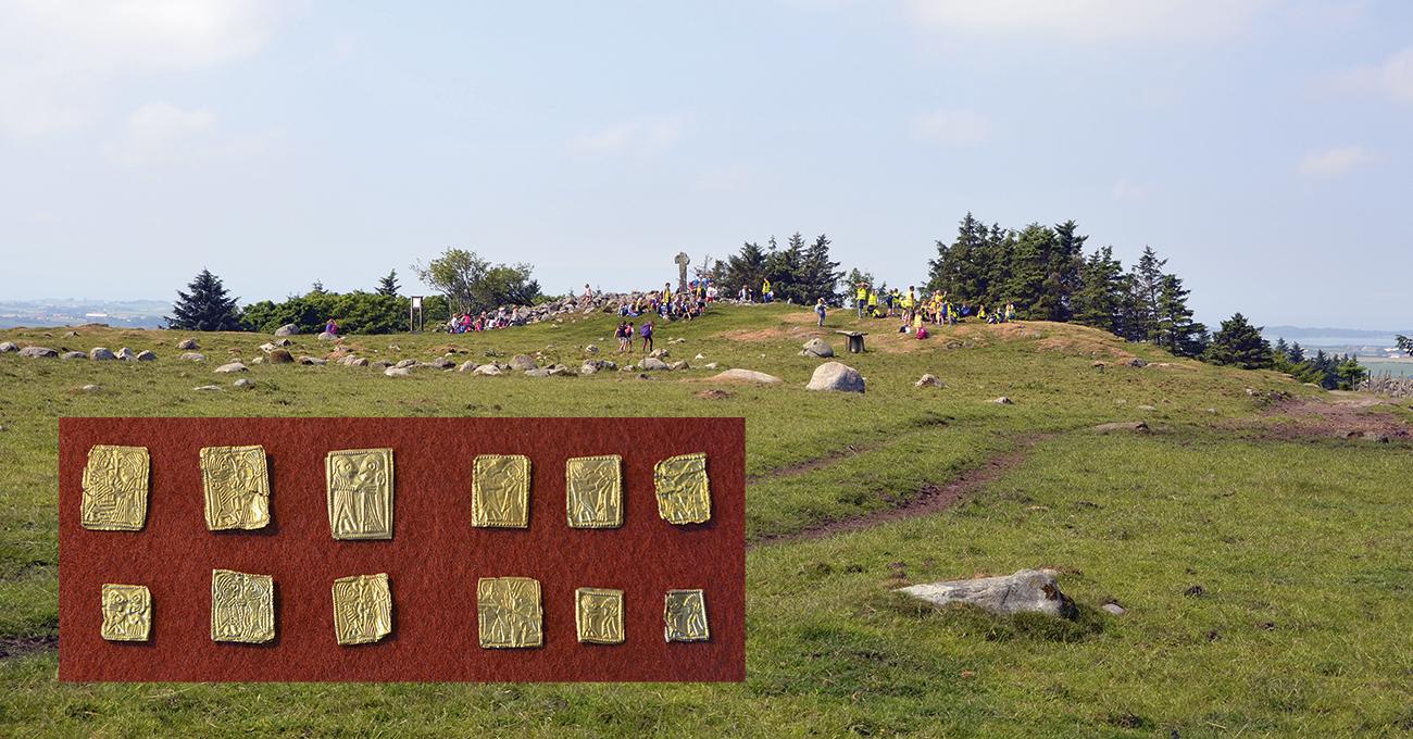 Tu-Hügel in Südwestnorwegen