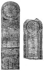 Zwei Römische Grabstelen aus dem Duerotal
